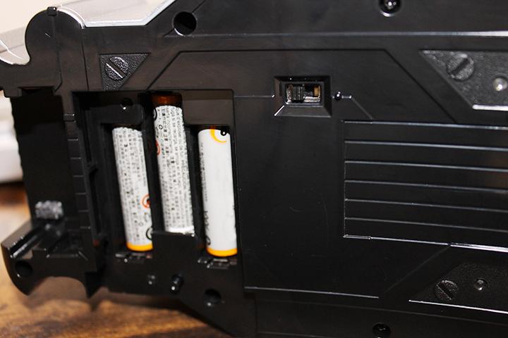 ブレイバックル電池