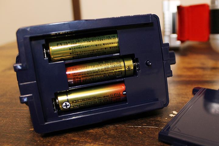 プロジェクター電池